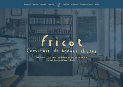 Fricot Paris